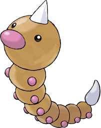 Weedle Line - Pokemon Tabletop